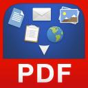 PDF Converter - Dokumente, Webseiten und Fotos als PDF speichern