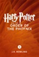 Harry Potter and the Order of the Phoenix von J.K. Rowling