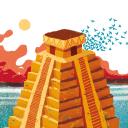 Necklace of Skulls - The Mayan fantasy adventure gamebook