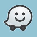 Waze soziales GPS, Karten und Verkehr