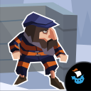 Winter Fugitives - a stealth prison break game