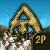 Agricola Bauern und Vieh