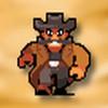 Revolver - Pixel Cowboy Jump Rush