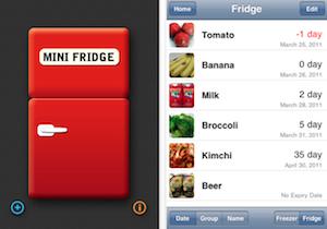 kühlschrank app