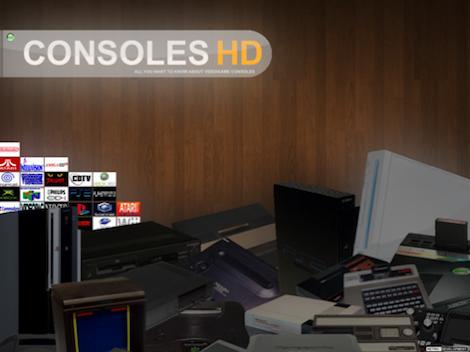 Consoles HD: Info-Flut für Retro-Fans | iTopnews