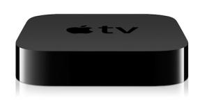 Apple TV 2 Ansicht vorn