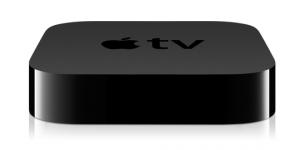 Apple TV Vorderansicht