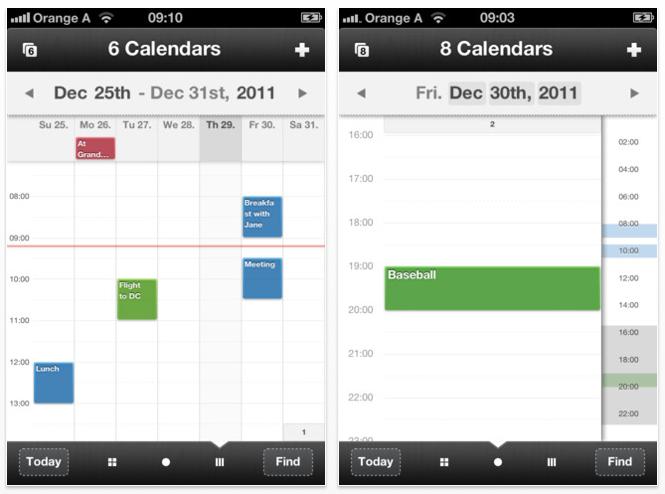 iphone kalender app löschen