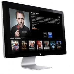 Apple Fernseher Icon neu