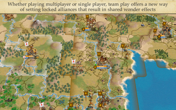 Civilization IV Screenshot
