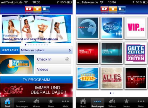 rtl inside app kostenlos