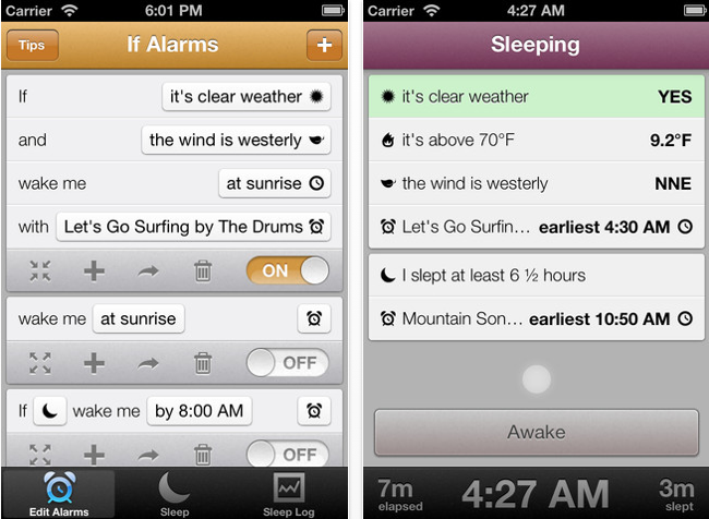 App Und Surftipp If Alarm Clock Und Time Is Itopnews