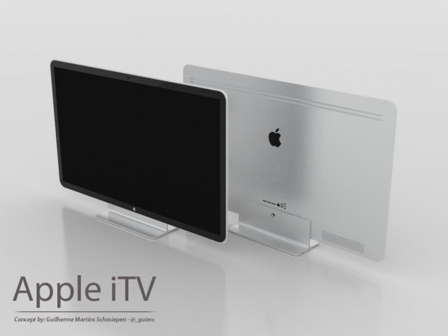 Apple iTV IScreen Fernseher 3
