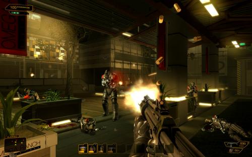 Deus Ex Human Revolution Szene