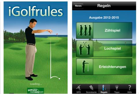 igolfrules f r golfer geht in die dritte runde itopnews. Black Bedroom Furniture Sets. Home Design Ideas