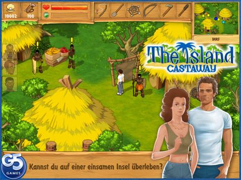 The Island Castaway Screenshot