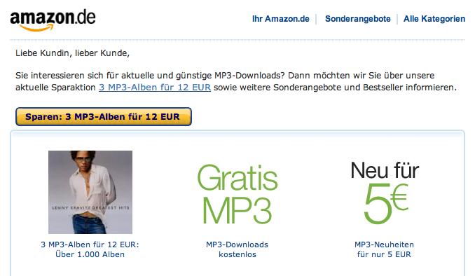 Mp3 Angebote Amazon