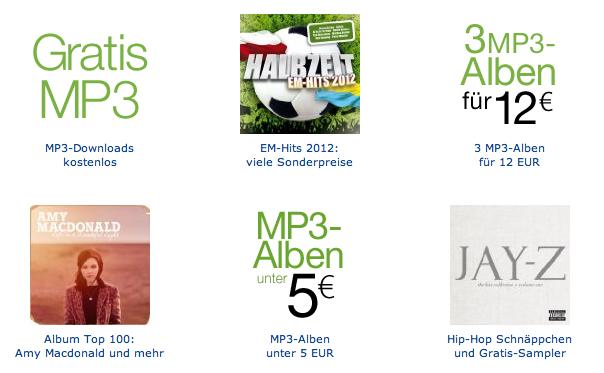 Spar-Mix: EBooks Gratis Und Viele Musik-Schnäppchen
