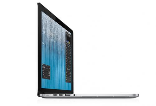 Retina MacBook Pro Ansicht 3