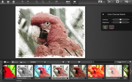 FX Photo Studio Pro Mac