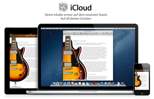 Mountain Lion iCloud Documents in the Cloud