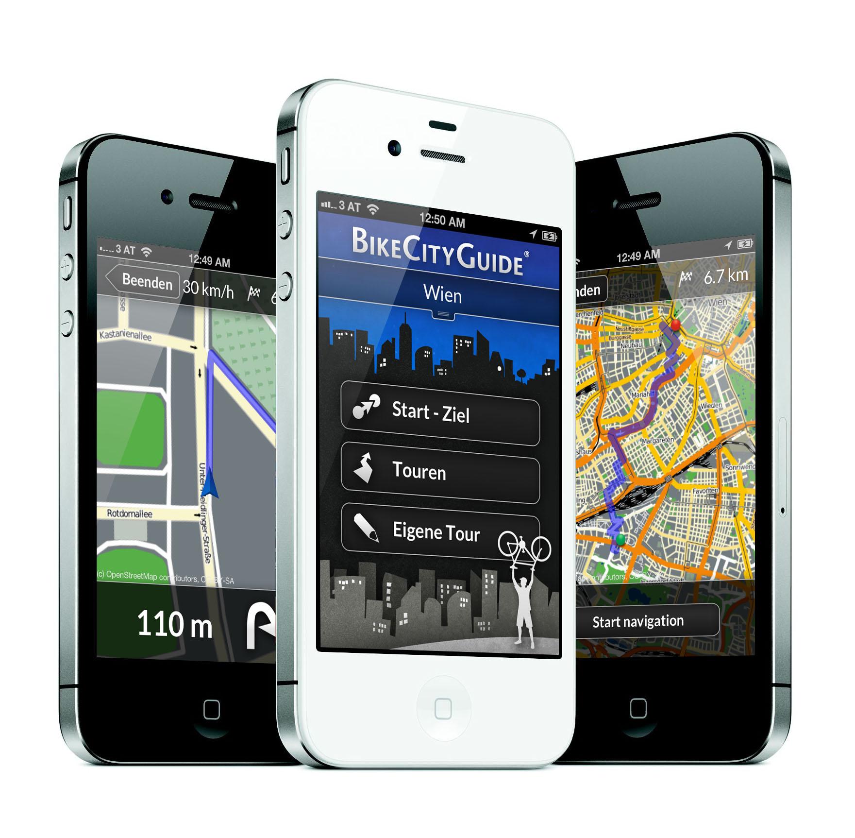 bikecityguide rad navigation mit insider touren itopnews. Black Bedroom Furniture Sets. Home Design Ideas