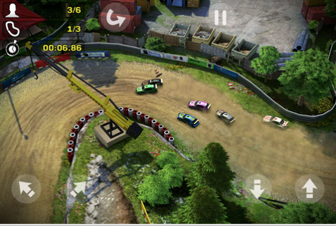Reckless Racing 2 Ansicht