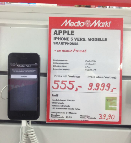 Iphone 6 media markt mit vertrag