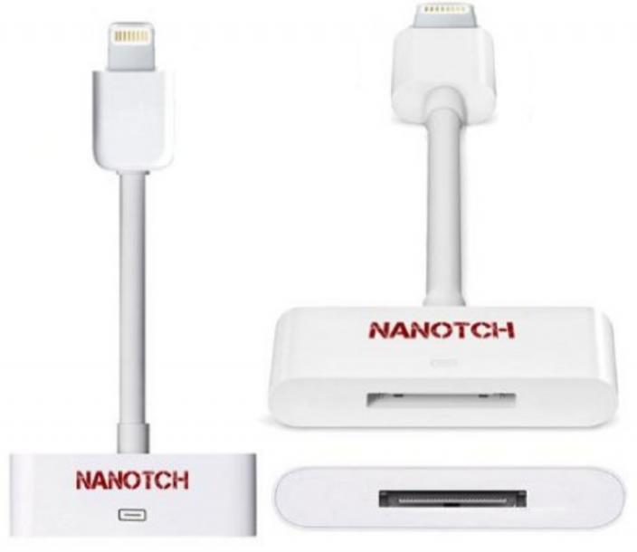 Nanotch Erste Lightning Adapter Von Fremdanbietern Itopnews