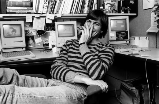 Unbekannte Steve Jobs Bilder 7