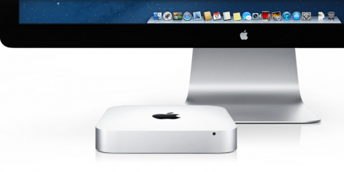 Mac Mini Ansicht