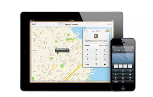 Apple Maps neue Ansicht