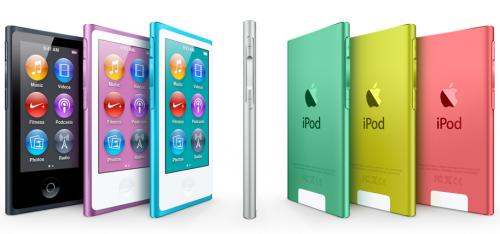 iPod nano Reihe