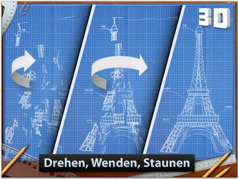 Blueprint 3D Beispiel