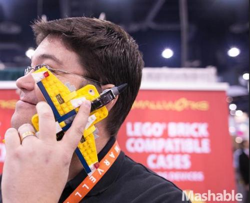 Lego Flugzeug-Case mashable.com