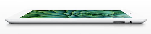iPad 4 Ansicht