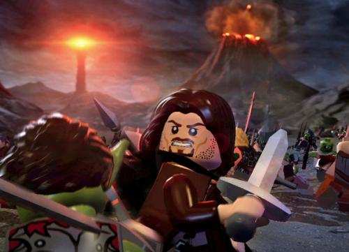 Lego Herr der Ringe Mac