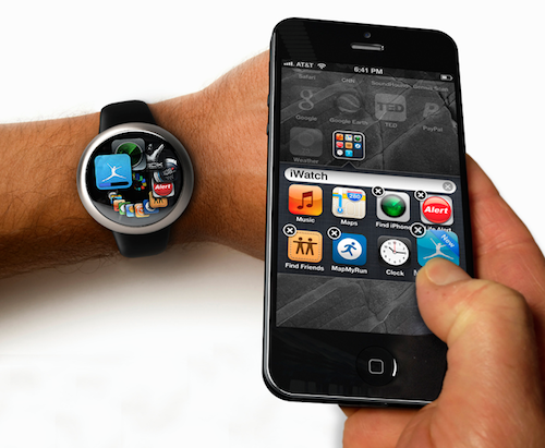 Nickolay Lamm iWatch myvouchercodes.co.uk
