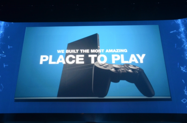 playstation 4 vorgestellt eigene app als zweitschirm. Black Bedroom Furniture Sets. Home Design Ideas