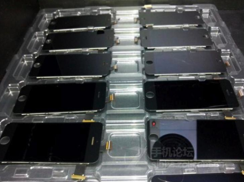 angebliche iPhone 5S Produktion China