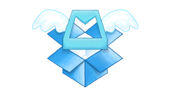 Dropbox Mailbox together