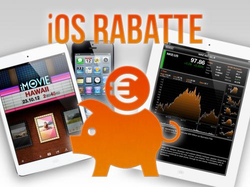 iOS-Rabatte-Slider