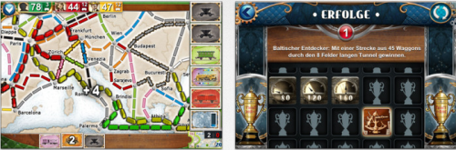 Ticket to Ride Europe Szene