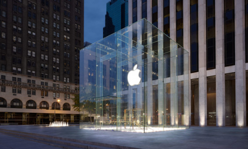 Apple Store New York Fifth Avenue