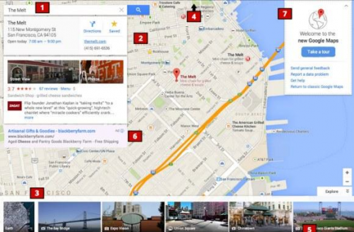 Google Maps neue Ansicht GoogleOperatingSystem Blog