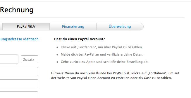 paypal kann nicht zahlen