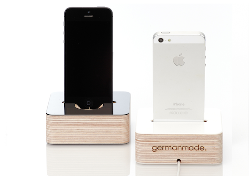 germanmade Dock iPhone 5