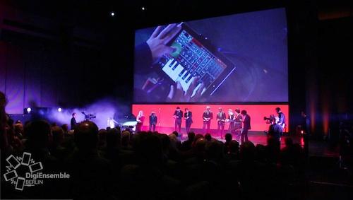 mobile music making