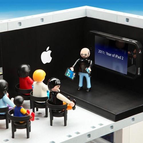die sch nsten apple ideen aus lego gebaut itopnews. Black Bedroom Furniture Sets. Home Design Ideas