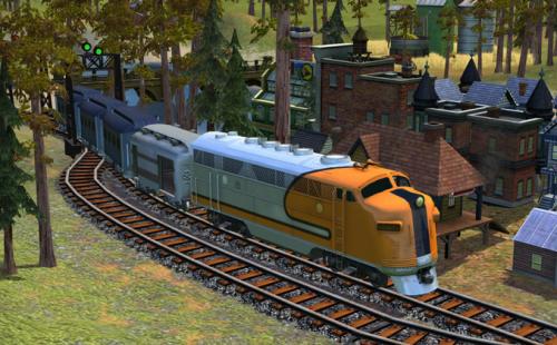 Railroads Mac